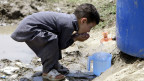 Am Beispiel der zahlreichen Wasserkonflikte rund um den Globus sind friedliche Lösungen die Regel.