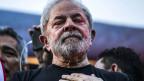 Präsident Lula da Silva in Sao Paulo, Brasilien, am 24. Januar 2018.