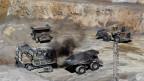 Goldmine in der argentinischen Provinz San Juan.