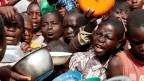 Im zentralafrikanischen Riesenreich Kongo sind nach UN-Angaben 13,1 Millionen Menschen auf humanitäre Hilfe angewiesen.