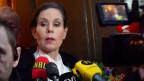 Die Staatssekretärin Sara Danius tritt aus der Schwedischen Akademie aus.