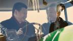Sojafarmer Grant Kimberley pflegt eine besondere Beziehung zu China und kennt den chinesischen Präsidenten Xi Jing-Pin persönlich. Bild: Isabelle Jacobi.