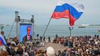 Die Ukraine steht im Zentrum des Konflikt zwischen Russland und dem Westen.