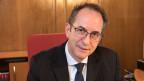 Dr. Norbert Riedel, deutscher Botschafter in der Schweiz.