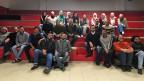 Das Team von Kharabeesh in Amman, Jordanien.