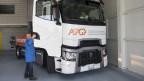 Der Bund möchte eine Teststrecke einrichten für autonom fahrende Lastwagen.