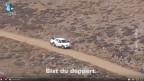 Die Wiener Wochenzeitung «Der Falter» veröffentlichte das Video der Blauhelm-Mission.