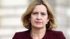 Die britische Politikerin Amber Rudd.