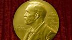 Nobelpreismedaille.