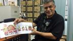 Zunar zeichnet seit Jahrzehnten gegen korrupte Politiker an.