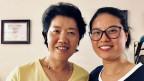 Grace Jo und ihre Mutter, sie ist Vizepräsidentin der Interessensgruppe «Nordkoreanische Flüchtlinge in den USA».