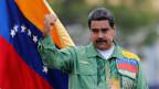 Nicolas Maduro, Präsident Venezuela.