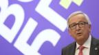EU-Kommissionspräsident Jean-Claude Juncker. Mit dem Statut ist EU-Firmen verboten, sich US-Sanktionsvorschriften zu unterwerfen.