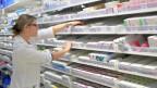 Tessiner konsumieren überdurchschnittlich Benzodiazepine (Beruhigungsmittel).