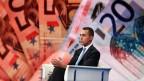 Italien und der Euro: der Chef der Fünfsterne-Bewegung, Luigi Di Maio.