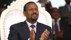 Äthiopiens Regierungschef Abiy Ahmed.