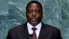 Joseph Kabila, Präsident Kongo.