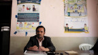 Wahlbüro in Kabul.