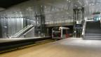 Neue U-Bahn-Linie in Amsterdam.