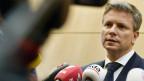 Pascal Gantenbein ist der Interims-Präsident von Raiffeisen Schweiz.