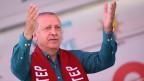 Recep Teyyip Erdogan, Präsident Türkei.