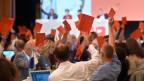 SP-Delegiertenversammlung in Lausanne
