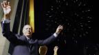 Erdogan feiert seinen Sieg.