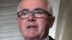 Andrew Wilkie wehrt sich im Parlament gegen neue Spionagegesetze.