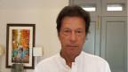 Der frühere Kricket-Star Imran Khan.