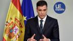 Der Sozialist Sanchez signalisiert den Katalanen Gesprächsbereitsschaft.
