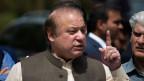 Nawz Sharif war drei Mal Ministerpräsident und gilt als einer der mächtigsten Politiker Pakistans.