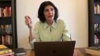 Die pakistanisch-britische Bloggerin und Menschenrechtsaktivistin Gul Bukhari sagt: «Sie wollen uns mundtot machen.»