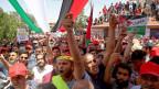 Proteste in Jordanien im Juni 2018.