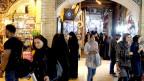 Irans Wirtschaft leidet unter den Sanktionen
