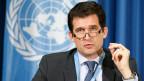 Nils Melzer, Rechtsprofessor und UNO-Sonderberichterstatter.