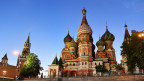 Kathedrale St. Basilius in Moskau.