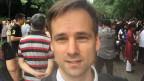 Martin Aldrovandi auf dem Heiratsmarkt von Shanghai.