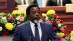 Joseph Kabila, Staatschef Kongo.