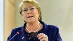 Die ehemalige chilenische Präsidentin Michelle Bachelet soll die neue Uno-Kommissarin für Menschenrechte werden.