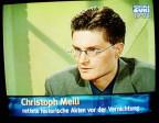 Wachmann Christoph Meili