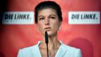 Sahra Wagenknecht ist die Fraktionsvorsitzende der Partei «Die Linke».