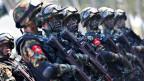 Die Militärs in Burma seien keine Chorknaben, sondern ganz schlimme Menschenrechtsverletzter.