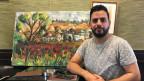 Der 28jährige Jehad Manasra, der an der palästinensischen Birzeit-Universität Politikwissenschaften studiert, träumt vom Frieden.