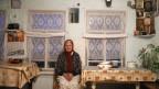 Die 86-jährige Vassa in ihrem Haus im Dorf Kalach in Russland.