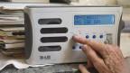 DAB-Radio in der Schweiz.