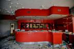 Verlassenes Hotel bei Mailand