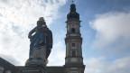 Ob die Kirche noch im Dorf ist? Deggendorf gilt als Tor zu Bayerischen Wald und als Tor der AfD im Westen. Nirgends erhielt die AfD mehr Stimmen bei der Bundestagswahl 2017.