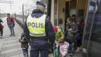 Migration - das Thema im schwedischen Wahlkampf.
