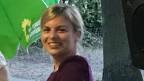 Die Spitzenkandidatin der Grünen, die 33jährige Katharina Schulze in Herzogenraurach. Bild: Peter Voegeli.