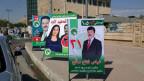 Wahlkampf in der autonomen Region Kurdistan im Irak. Bild: Susanne Brunner, SRF.